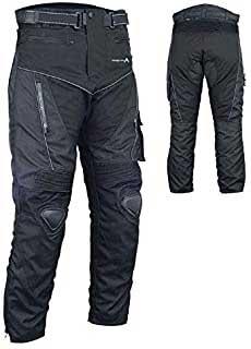 Pantalones moto hombre